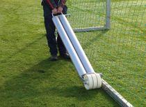 Kippschutz für Fußballtore - Gewichte aus Stahl zum Befüllen