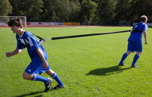 """Trainings-Gurt 2 - Sprinttraining """"Mann gegen Mann"""""""