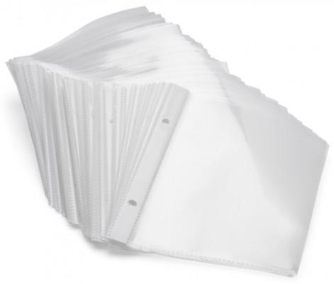 50er Pack Ersatz-Klarsichthüllen - DIN A6