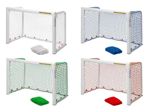 Tornetz für Minitor (1,20 x 0,80 m) - 4 Farben