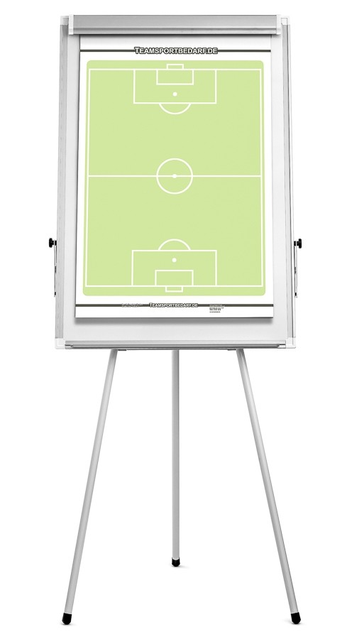 FOOTBALL - Tactics flip chart (including accessories)