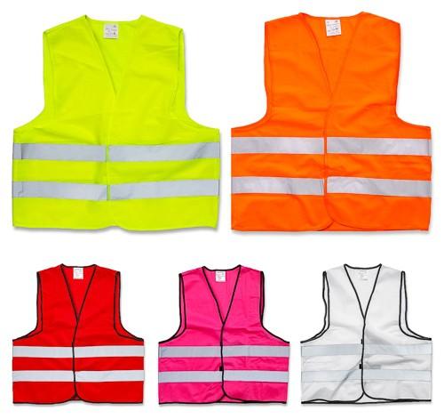 Safety vest  -  5 colors (EN471)