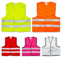 Safety Vest - 5 Colours, 2 Sizes (EN471)