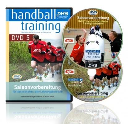 HANDBALL Doppel-DVD - Saisonvorbereitung