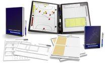 HANDBALL - TRAINERSET 2 (Taktikmappe + Arbeitsbuch + Notizbuch + Notizblock + Spielbeobachtungsblätter)