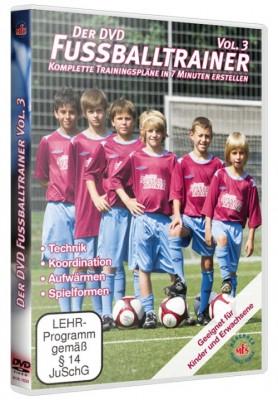 DVD - Der DVD Fussballtrainer (3. Teil)