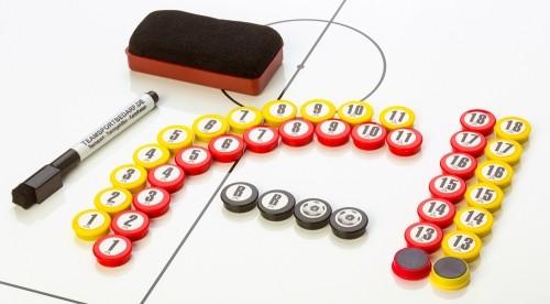 Magnetset für Taktiktafeln - ø 20 mm