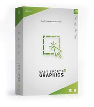 easy Sports-Graphics 8 - PROFESSIONAL für WINDOWS oder MAC