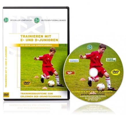 DVD - Trainieren mit E- und D-Junioren