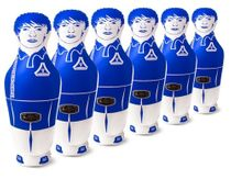 Set of 6 Air Mannequins Training Dummies TEAMI junior (160 cm) - inflatable