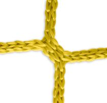 Tornetz (gelb) - 3 x 2 m, 4 mm PP, 80/100 cm