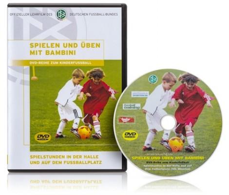 DVD - Spielen und Üben mit Bambini