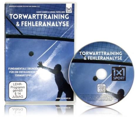 DVD - Torwarttraining & Fehleranalyse