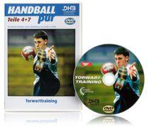 DVD - HANDBALL pur Teile 4+7 Torwarttraining