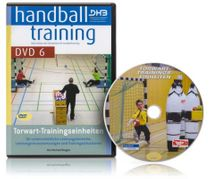 DVD - Handballtraining Torwart-Trainingseinheiten