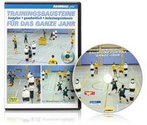 DVD - HANDBALL pur Trainingsbausteine für das ganze Jahr