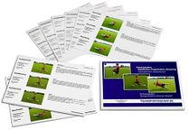 "30 Trainingspläne - ""Stabilisation, Regeneration, Stretching"""