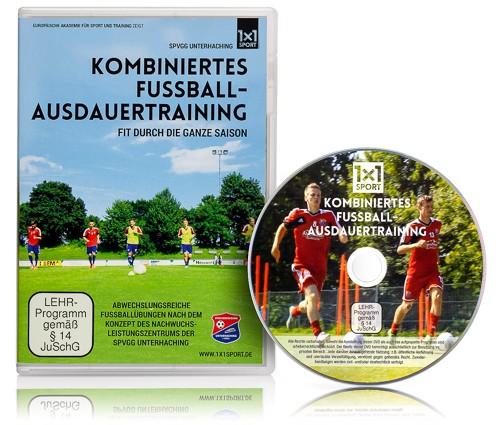 DVD - Kombiniertes Fussball-Ausdauertraining
