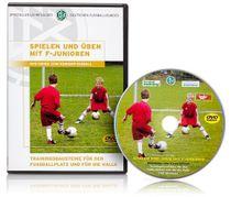 DVD - Spielen und Üben mit F-Junioren