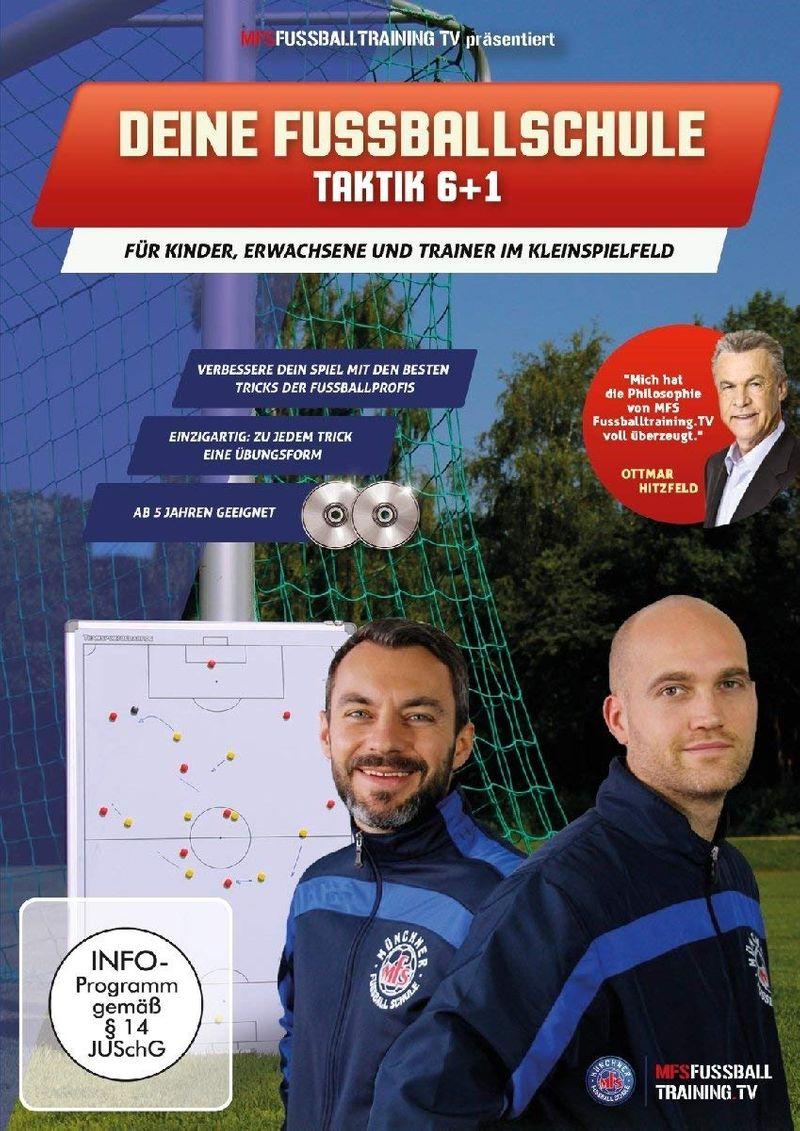 Doppel-DVD - Taktik 6+1 (NEU+EXCLUSIV!)