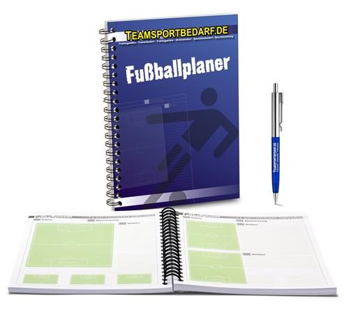 Fussballplaner für den Trainer - 100 Seiten
