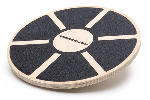 Balance board made from MDF wood 41 cm diameter