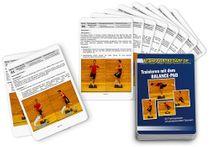"Trainingskarten - ""Balance-Pad"" (33 Workouts)"