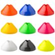 Marking cones (9 colors) - set of 10