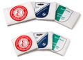 Captain's arm band (junior/senior) - with desired print 001