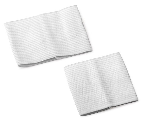 Armbinde (Junior/Senior) - Farbe: Weiß