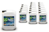 20 Kanister - PROFI Direktfarbe (Bundesliga-Weiß) 10 Liter