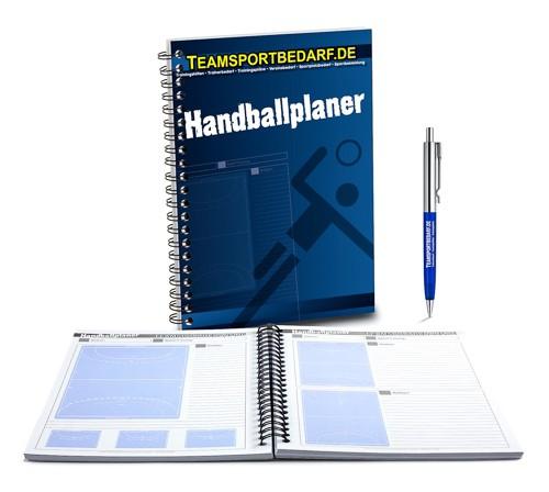 Handballplaner für den Trainer - 100 Seiten