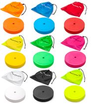 Marking discs XXL diameter 21 cm (9 colors) - set of 10