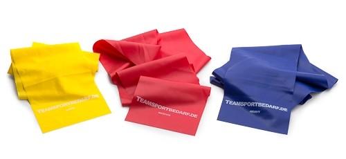 Gymnastikband - elastisch (3 Farben)