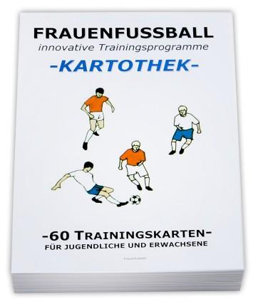 """FUSSBALL Trainingskartothek - """"Frauenfussball"""""""