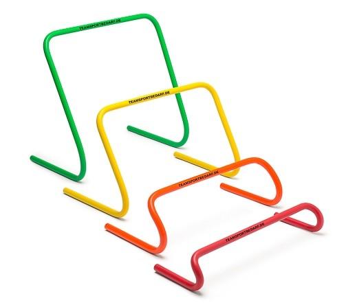 Mini hurdles - width 45 cm (4 heights)