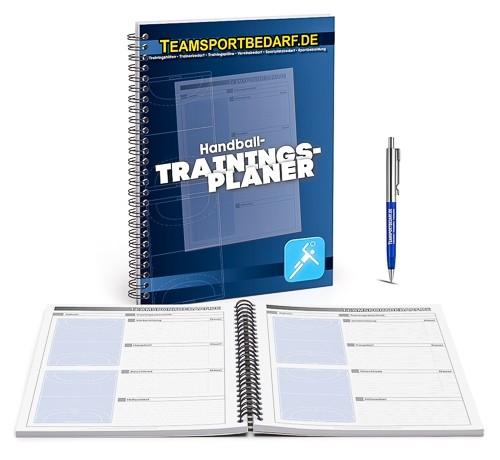 Handball - Trainingsplaner (19x26 cm) 100 Seiten
