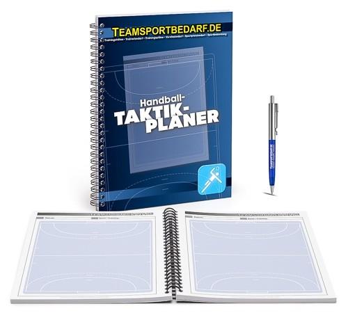 Handball - Taktikplaner (19x26 cm) 100 Seiten