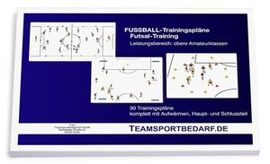 "FUTSAL Trainingspläne - ""Futsal-Training"" – Bild 2"