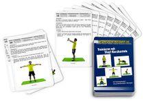 "Trainingskarten - ""Vinyl-Kurzhanteln"" (30 Workouts)"