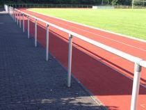 Barrieren-System aus Aluminium - Länge: 10 m