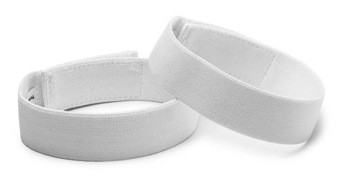 Stutzenhalter (Paar) - Farbe: Weiß