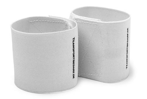 Schienbeinschonerhalter (Paar) - Farbe: Weiß