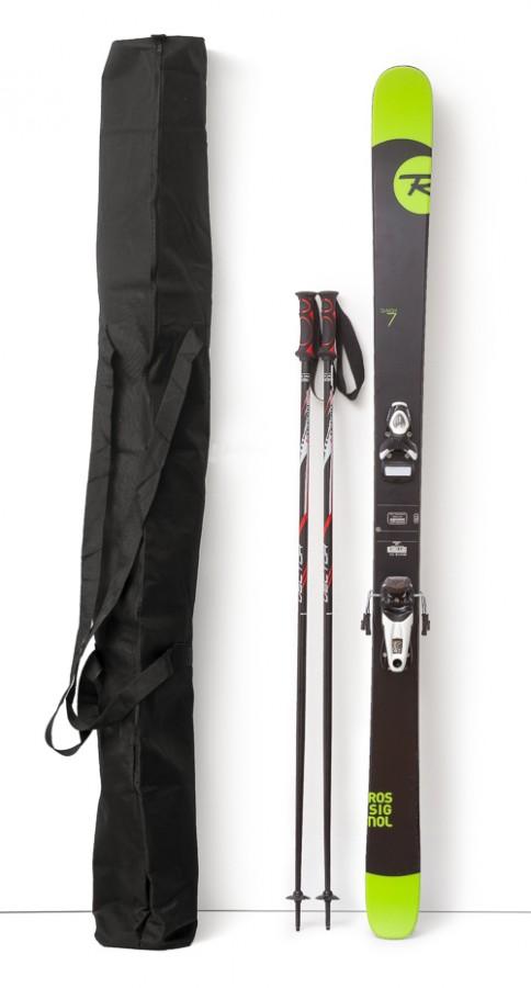 Ski Bag - TOP-QUALITY & NEW