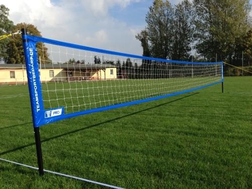 T-PRO Fussballtennis-Anlage - Breite: 9 m