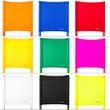 Slalomstangen-Tuch - 9 Farben