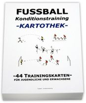 "FUSSBALL Trainingskartothek - ""Konditionstraining"""
