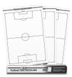 T-PRO tactic foil 550 x 830 mm (self-adhesive) - football 001