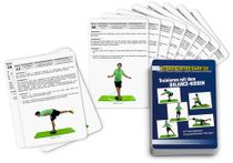 "Trainingskarten - ""Balancekissen"" (30 Workouts)"