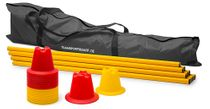 Bag - mini pylons hurdles set